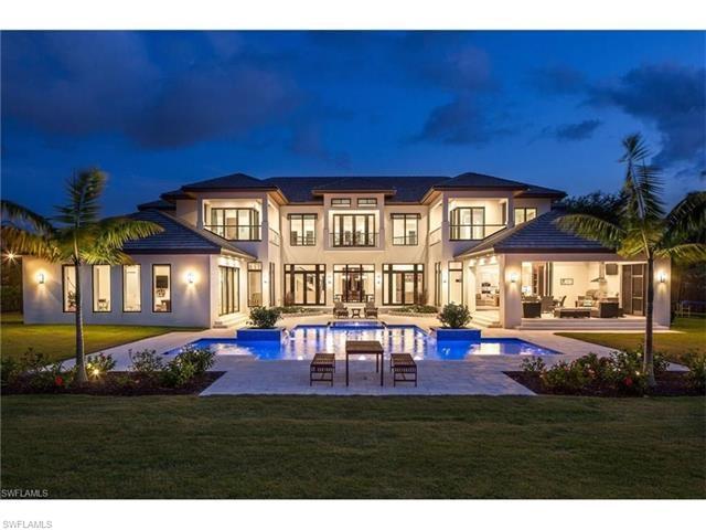 Pine Ridge Estates, Naples, Florida Real Estate