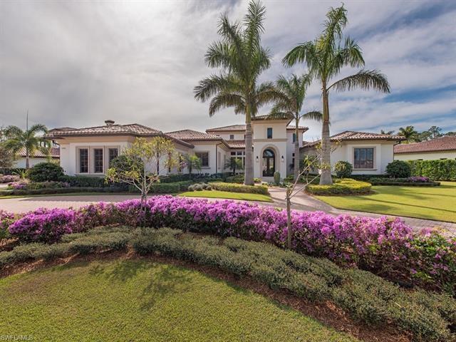 Mediterra, Naples, Florida Real Estate