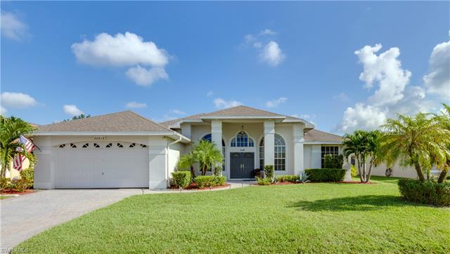 Fountain Lakes, Estero, Florida Real Estate