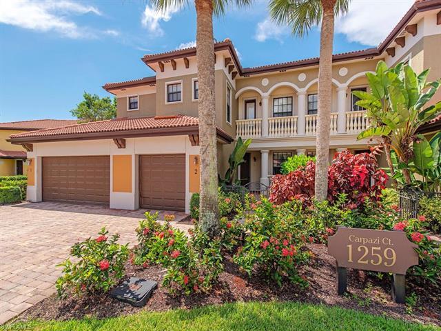 Bella Vita, Naples, Florida Real Estate