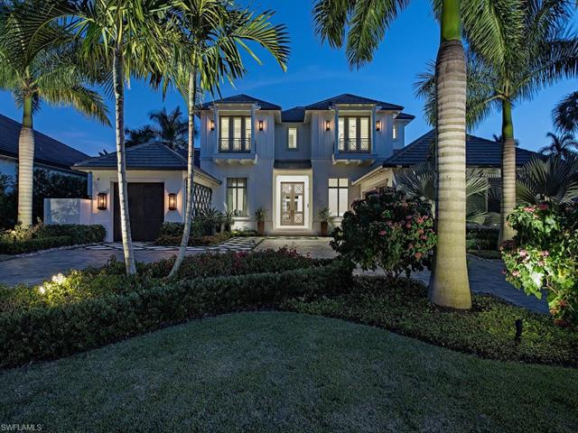The Moorings, Naples, Florida Real Estate