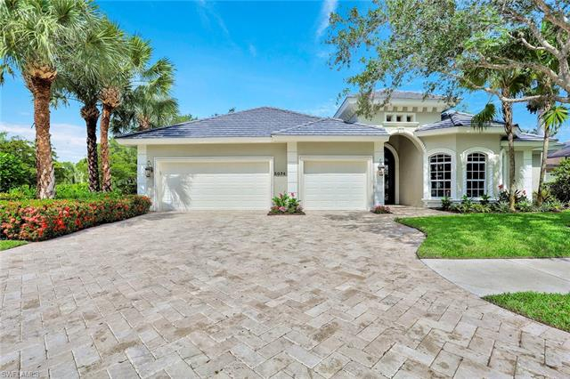 Banyan Woods, Naples, Florida Real Estate