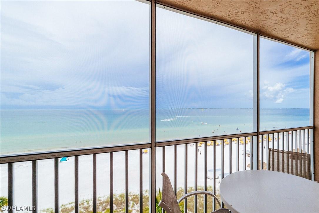 Estero Island Beach Villas, Fort Myers Beach, Florida Real Estate