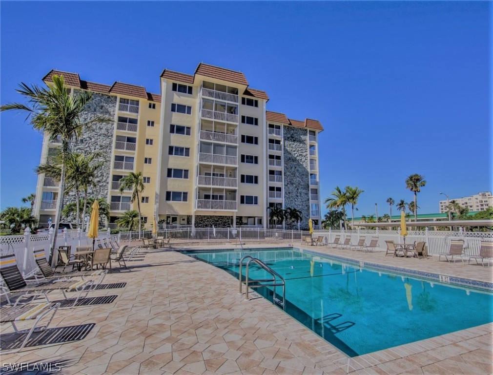 Sand Caper, Fort Myers Beach, Florida Real Estate