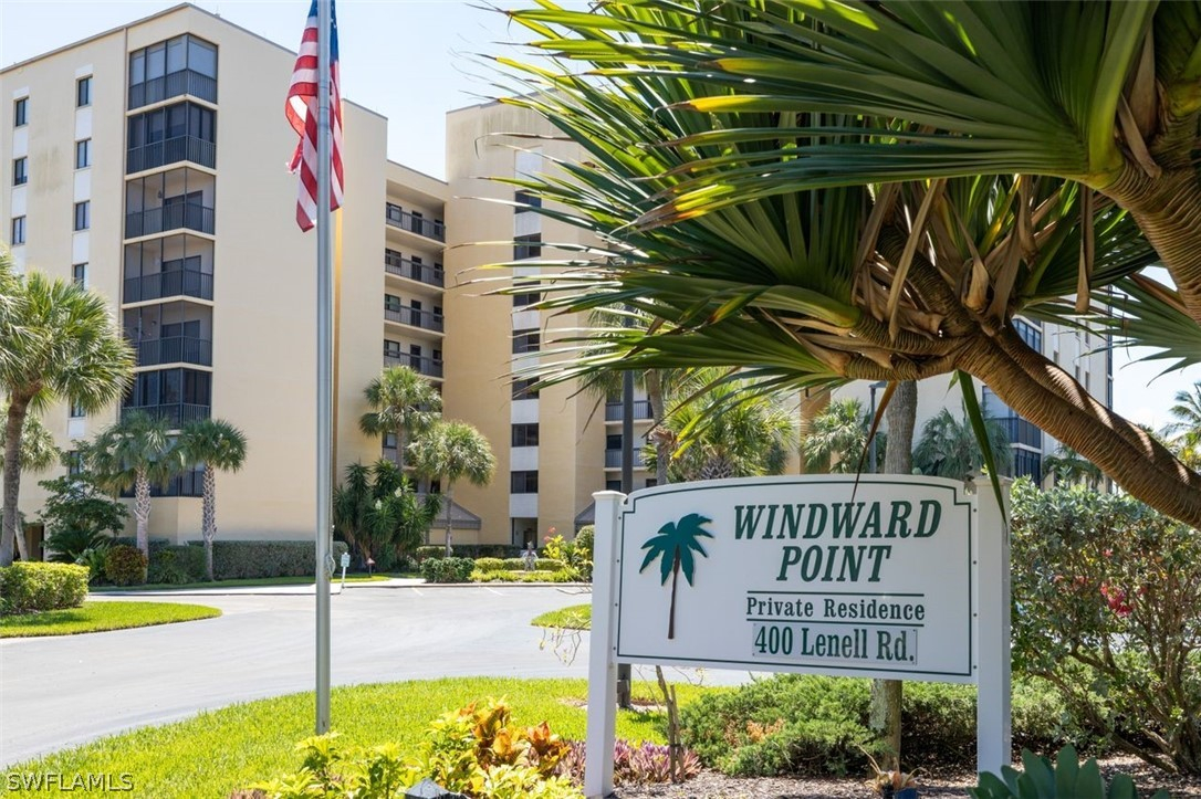 Windward Point, Fort Myers Beach, Florida Real Estate