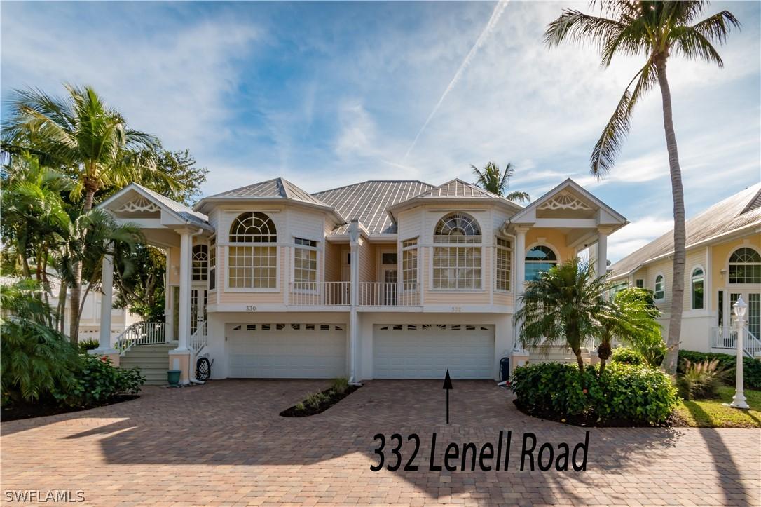 Ostego Bay Village, Fort Myers Beach, Florida Real Estate