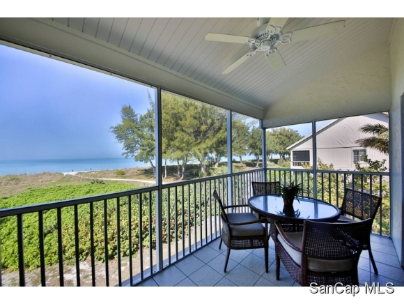 Gulf Beach Villas, Captiva, Florida Real Estate