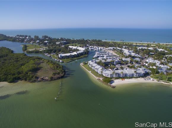Marina Villas, Captiva, Florida Real Estate