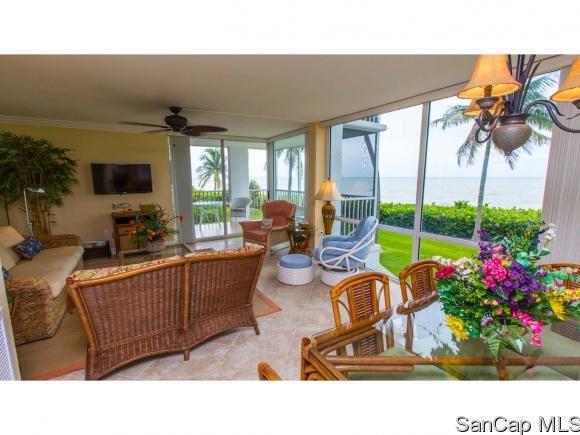 Island Beach Club, Sanibel, Florida Real Estate