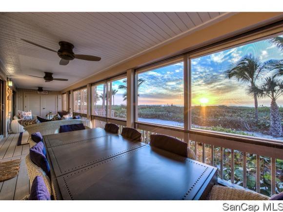 Beach Homes, Captiva, Florida Real Estate