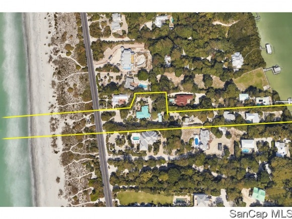 Frowes, Captiva, Florida Real Estate