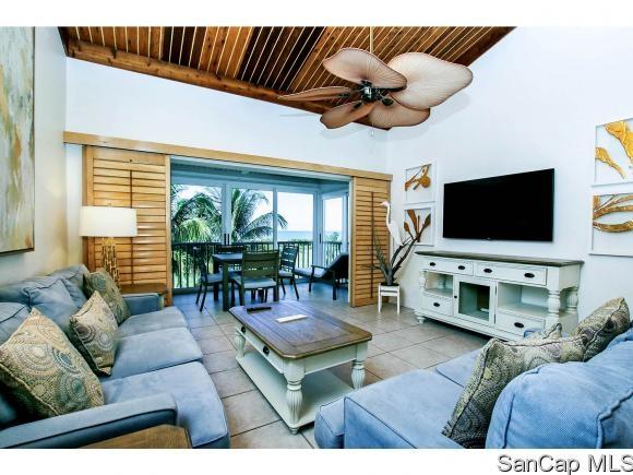 Beach Villas, Captiva, Florida Real Estate